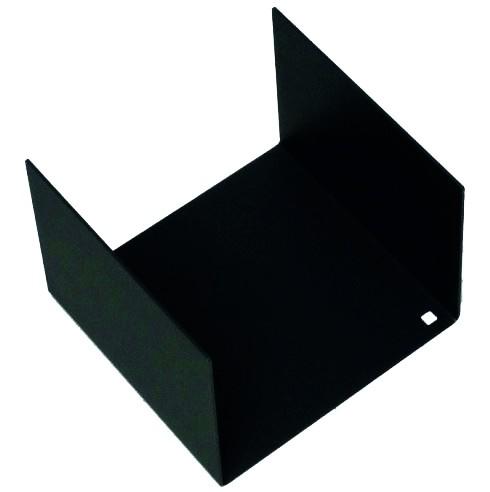 U-Teiler 108x110x79 hoch,graphit 108x110x79mm