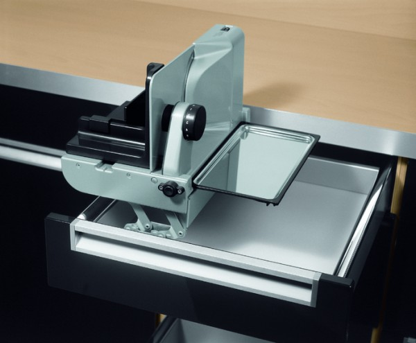 RITTER Einbau Brotschneidemaschine Allesschneider AES 62 SL links 45er Schublade
