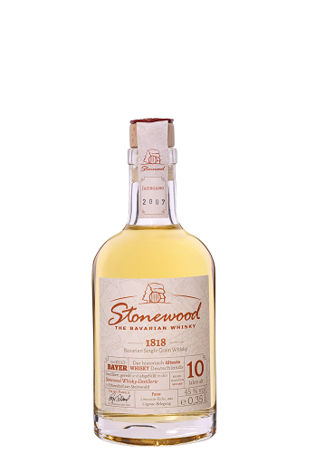 Stonewood 1818 - Single Grain Whisky -45% Vol. 0,35 L ( Karton mit 6 Flaschen)