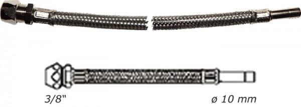 Verlängerung für Armaturen mit Stutzen Durchmesser 10 mm, Länge 300 mm
