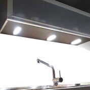 LED-LUX 3er-Set inkl. Trafo + Sensor