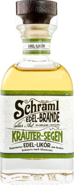Kräuter-Segen 41% vol. 0,04 L ( Karton mit 20 Flaschen )