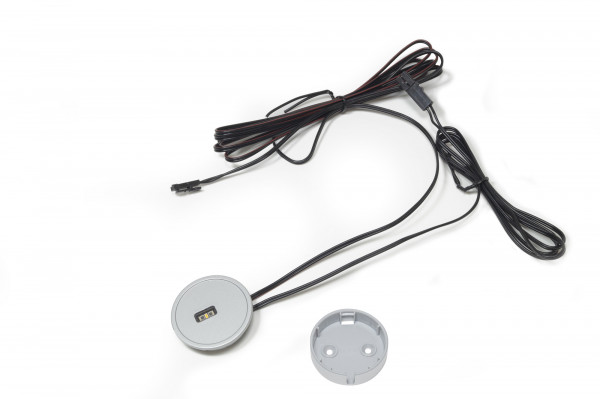 Emotion Touch LED 12 V max 30 Watt 2/1m rund An/einbau schwarz